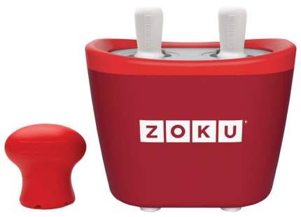 Форма для мороженого Zoku Duo Quick Pop Maker Красный
