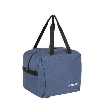Дорожная сумка Polar П9014 синяя 35 x 29 x 26