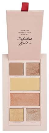 Палетка для макияжа Revolution PRO Nath Highlight & Contour Palette
