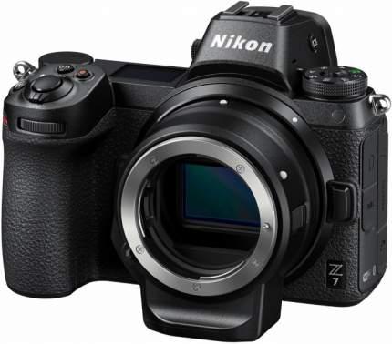 Фотоаппарат системный Nikon Z7 BK EU