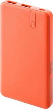 Внешний аккумулятор InterStep PB6PM 6000 мА/ч (IS-AK-PB6POLMIC-NECB201) Orange
