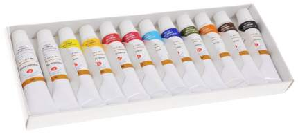Масляные краски Невская Палитра Сонет 12 цветов