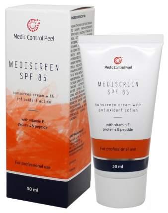 Medic Control Peel Солнцезащитный Крем Mediscreen SPF 85, 50 мл