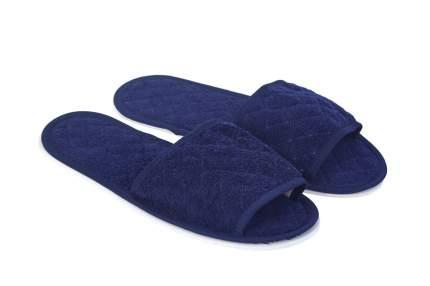Домашние тапочки мужские Hoff синие 45 RU