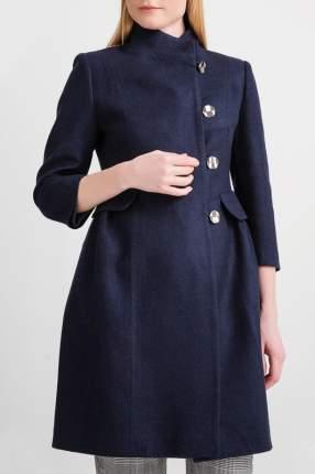Пальто женское BGN S18K322 синее 40-L