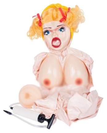 Надувная секс-кукла Seven Creations Magic Flesh Wild Cat Love Doll