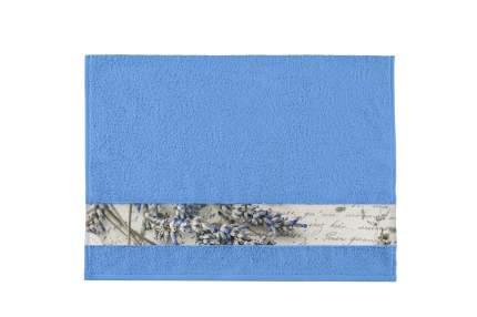 Банное полотенце Aquarelle синий