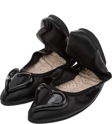 Балетки женские Tosca Blu TS194S630  черные 36 IT