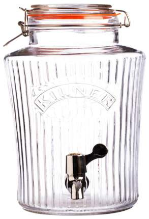 Диспенсер для напитков Kilner Vintage 8 л