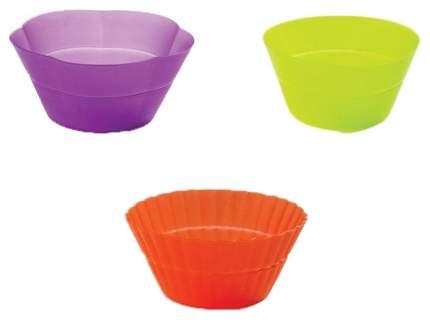 Набор формочек для мини-кексов Mastrad F44355 цвет в ассортименте