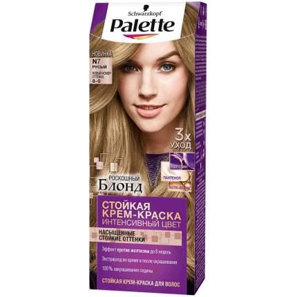 Стойкая крем-краска для волос Palette N5 (6-0) 110 мл