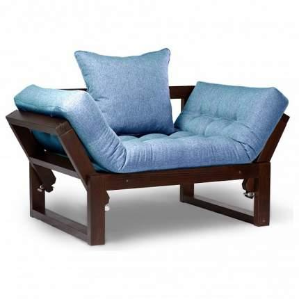 Кресло для гостиной Anderson Амбер AND_120set292, голубой