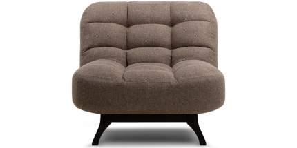 Кресло для гостиной Divan.ru Бонс Textile Latte, коричневый