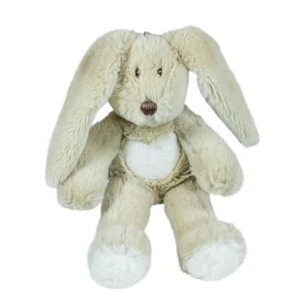 Мягкая игрушка Teddykompaniet Кролик мини, серый, 14 см,1556