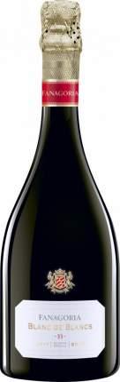 Игристое вино Фанагория blanc de blancs Брют