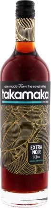 Ром Takamaka Extra Noir 0.7 л