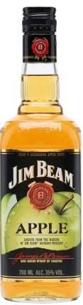 Виски яблочный  Jim Beam Apple 0.7 л