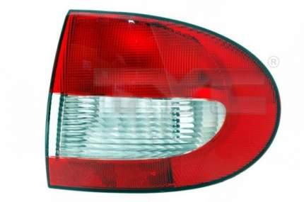 Задний фонарь TYC 11-0225-01-2