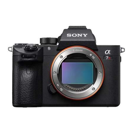 Фотоаппарат системный Sony Alpha A7R III Body Black