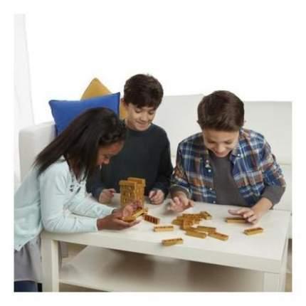 Семейная настольная игра Hasbro Gaming Дженга Голд B7430