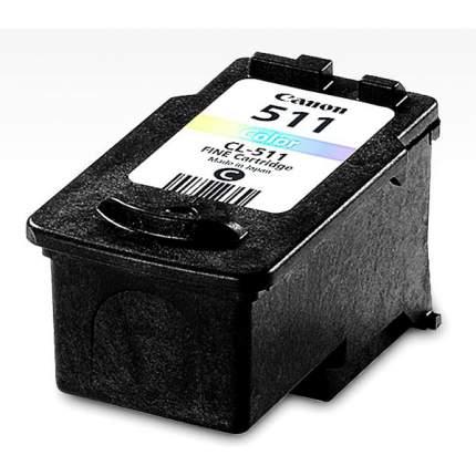 Картридж для струйного принтера Canon CL-511