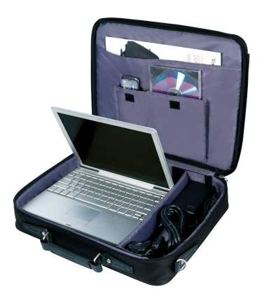"Сумка для ноутбука 15.4"" Targus CN01 черная"