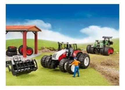 Трактор Bruder Steyr cvt 170