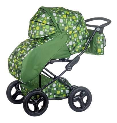 Коляска 2 в 1 BabyHit Evenly Plus темно-зеленый