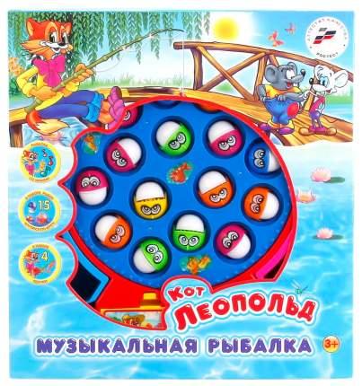 Игра в рыбалку Играем Вместе Кот Леопольд