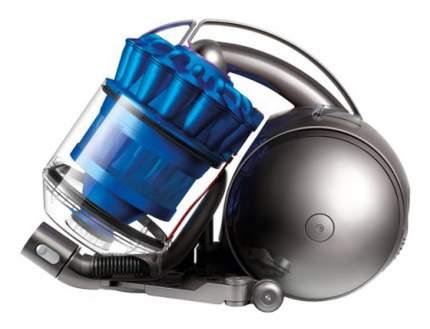 Пылесос Dyson  DC37 Allergy Musclehead Silver/Blue