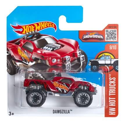Машинка Hot Wheels DAWGZILLA 5785 DHP18