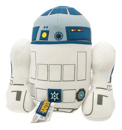 Мягкая игрушка Jakks Pacific Звездные войны R2-D2 плюшевый со звуком