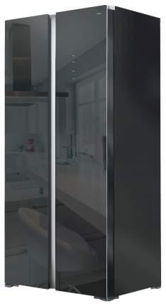 Холодильник Ginzzu NFK-460 Black