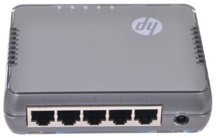 Коммутатор HP 1405-5G v2 J9792A Серый