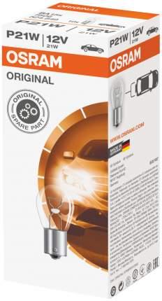 Лампа накаливания автомобильная OSRAM P21W BA15s (7506)