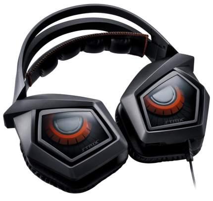 Игровые наушники ASUS ROG Strix Black