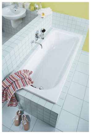 Стальная ванна KALDEWEI Eurowa Form Plus 160х70 без гидромассажа