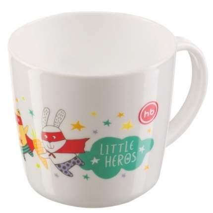 Тренировочная кружка с крышкой Happy Baby Training Cup Red, 15010