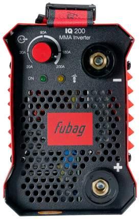 Дуговой сварочный инвертор FUBAG IQ 200