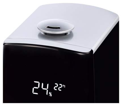 Воздухоувлажнитель Polaris PUH 6005Di Silver/Black