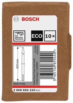 Зубило SDS-MAX для перфораторов Bosch 400мм 2608690235