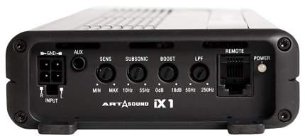 Усилитель 1-канальный ART SOUND iX IX1
