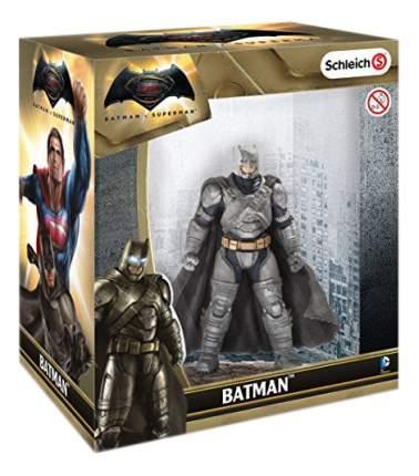 Фигурка персонажа Schleich Бэтмен против Супермена на заре справедливости. Бэтмен