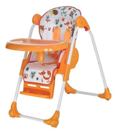 Стульчик для кормления Forest Q35 Orange Everflo