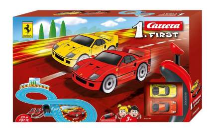 Автотрек Carrera Ferrari