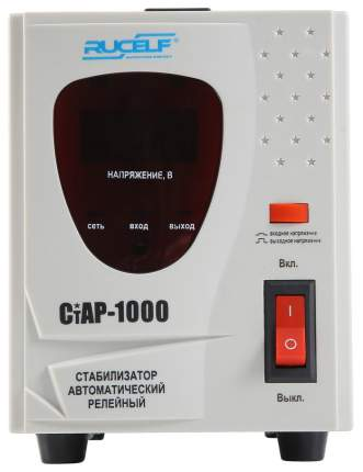 Однофазный стабилизатор RUCELF СТАР-1000