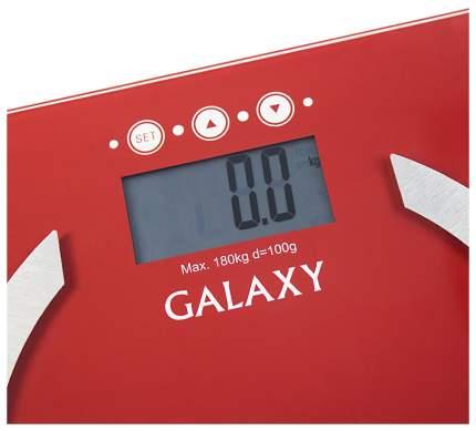Весы напольные GALAXY GL4851