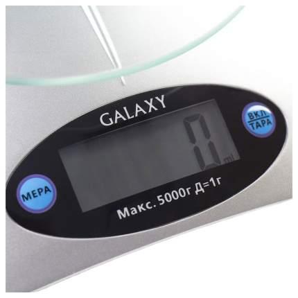 Весы кухонные Galaxy GL 2802 Серебристые; Черные