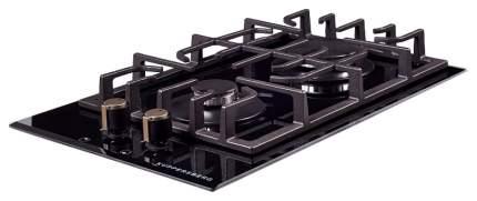 Встраиваемая варочная панель газовая KUPPERSBERG TG 39 B Black