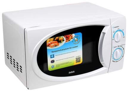 Микроволновая печь соло BBK 20MWS-710M/W white